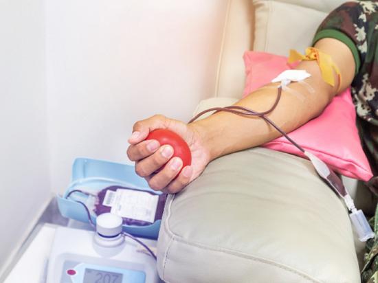 В Мариинской больнице не хватает доноров крови