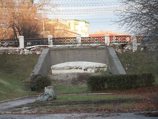 Схема движения транспорта на время перекрытия моста у цирка