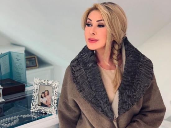 Певица Любовь Успенская выложила в Instagram совместное фото с актрисой Марией Федункив