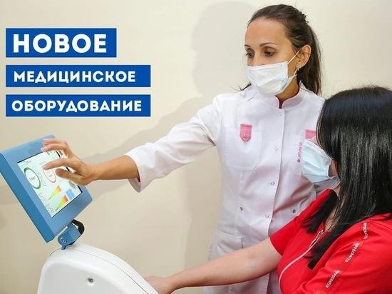 В горбольницу Муравленко поступили «умные» тренажеры и биохимический анализатор