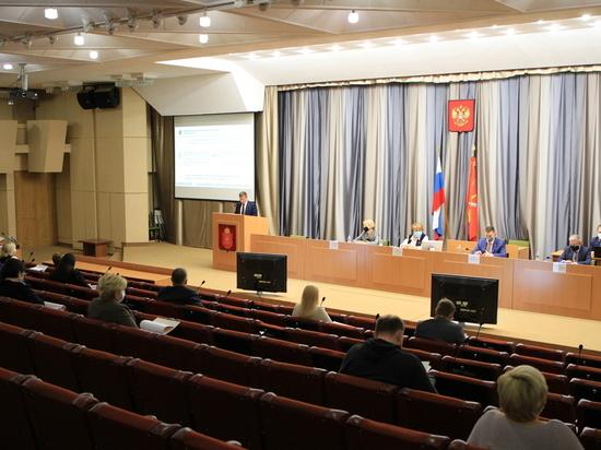 За цифрами бюджета – реальные дела: депутаты изучили отчет об исполнении бюджета Тульской области