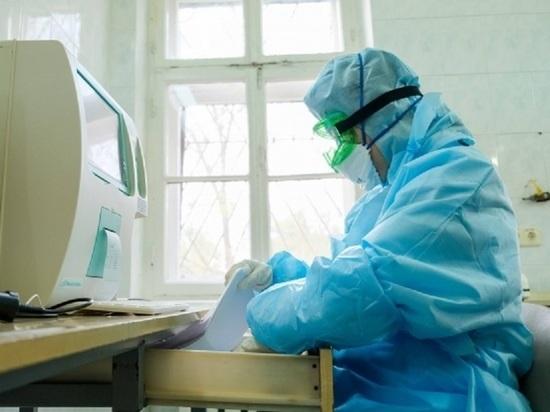 Случаи коронавируса зафиксировали в 19 районах Волгоградской области
