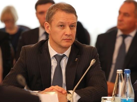 Председателем Рязанской областной Думы вновь стал Аркадий Фомин