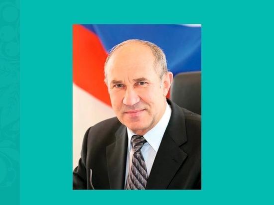 Рязанский реставратор Владимир Тюнин отметил 73-летие