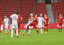Молодежная сборная России разгромила Латвию и вышла на Евро-2021