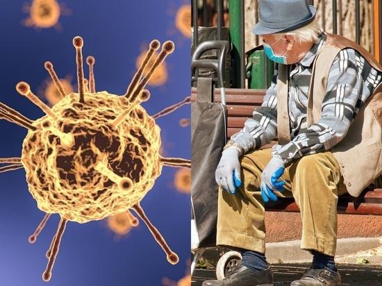 Осенью коронавирусом заражаются чаще россияне старше 65 лет
