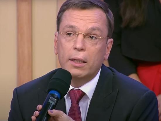 Кричевский призвал российские власти не бросать слова на ветер