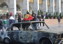 Утром 6 октября в Кыргызстане воцарился хаос
