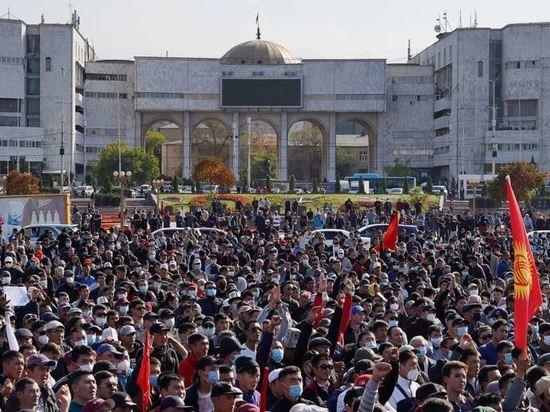Кыргызстан. К чему могут привести азартные игры в революции?