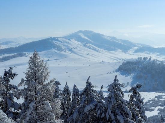 Алтай вошел в рейтинг наиболее привлекательных мест для зимнего отдыха