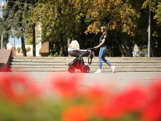 Бабье лето задержится в Волгограде до конца недели