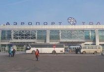 В сентябре пассажиропоток в новосибирском аэропорту Толмачева превысил полмиллиона человек