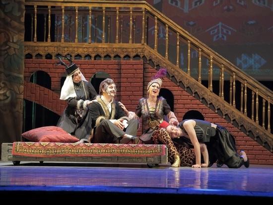 В Оренбургском театре музыкальной комедии открылся новый сезон