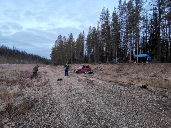 В Ленском районе Якутии незваный гость зарезал рыбака