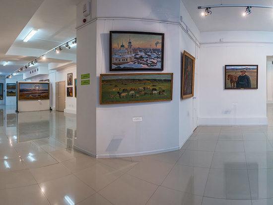 Картинная галерея Афанасия Осипова будет оцифрована