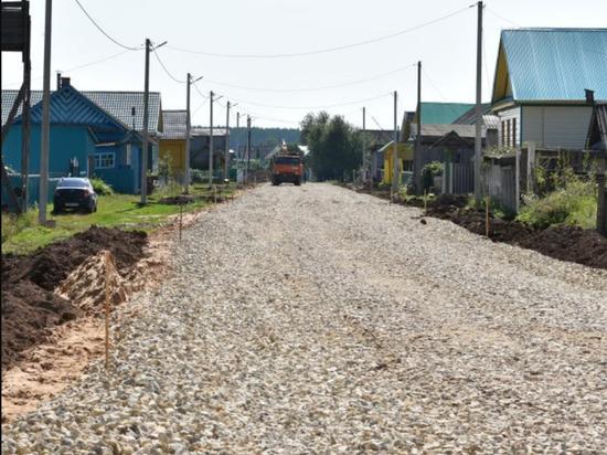 В Мари-Турекском районе Марий Эл построена новая дорога