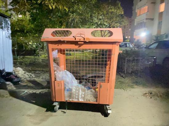 Сотни контейнеров для сбора пластикового мусора установили в Ставрополе