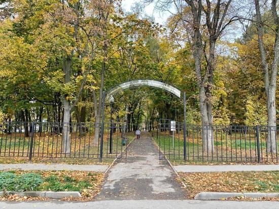 В Туле «прокололи» Рогожинский парк