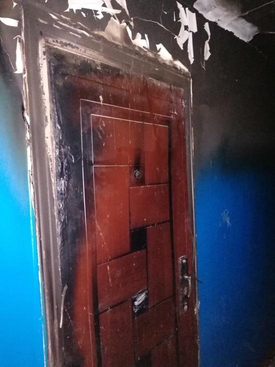 В пожаре в Дорогобужском районе погибла 42-летняя женщина, мужчина госпитализирован
