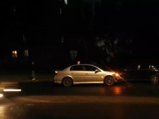 ДТП с участием двух «легковушек» произошло на Запсковье