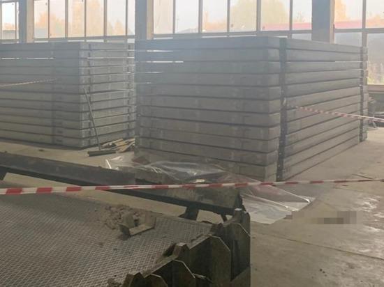 В Выксе рабочий погиб на заводе во время перемещения плит