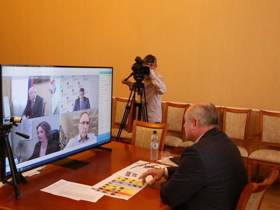 Нижегородские парламентарии обсудили бюджет-2021