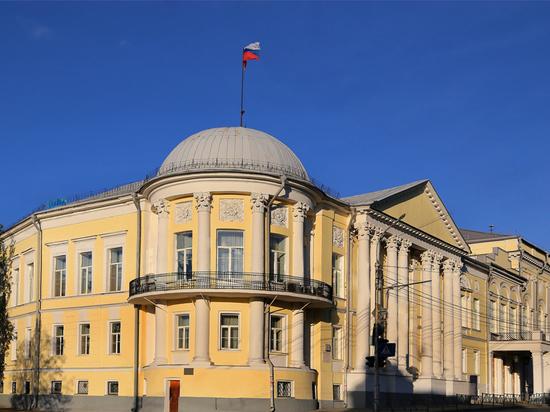 В Рязанской областной Думе назначили председателей комитетов