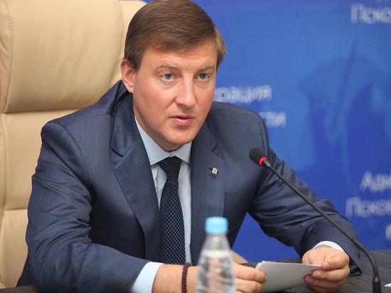 Андрей Турчак намерен участвовать в выборах в Псковское областное Собрание депутатов