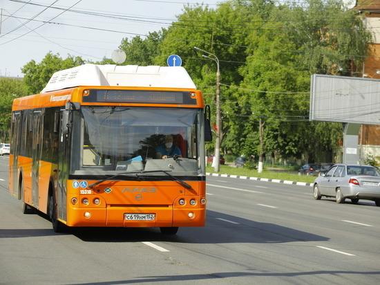 Концепция развития транспорта в Нижнем Новгороде снова меняется