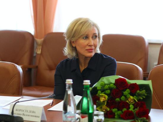 Тамбовские депутаты отправили в Совет Федерации женщину