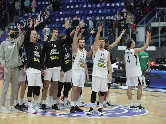 Нижегородцы одолели чемпиона Польши по баскетболу