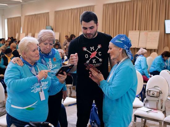 Жительница Надыма выиграла грант всероссийского конкурса на развитие волонтерства среди пожилых
