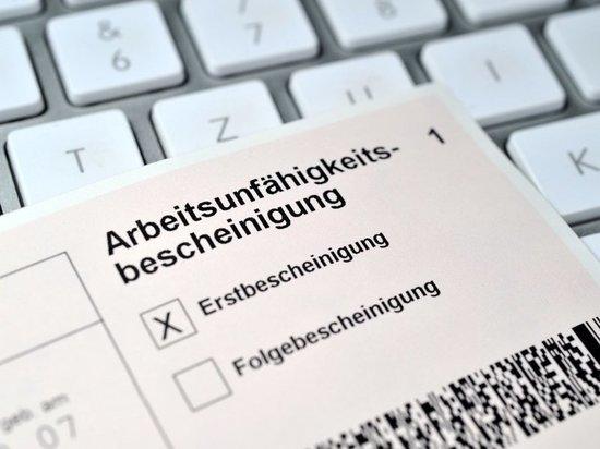 В Германии снова будут выдавать больничный по телефону