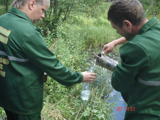 В Протве в районе Обнинска и Боровска не обнаружили загрязнений