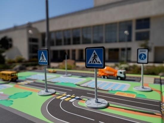 Волгоградские школьники создали ролик о безопасности на дороге