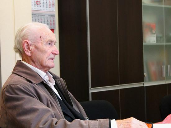 Псковский ветеран: Устал «воевать» с нашими чиновниками