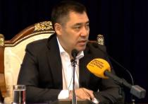 В Киргизстане парламент во второй раз утвердил Садыра Жапарова на должность премьер-министра страны