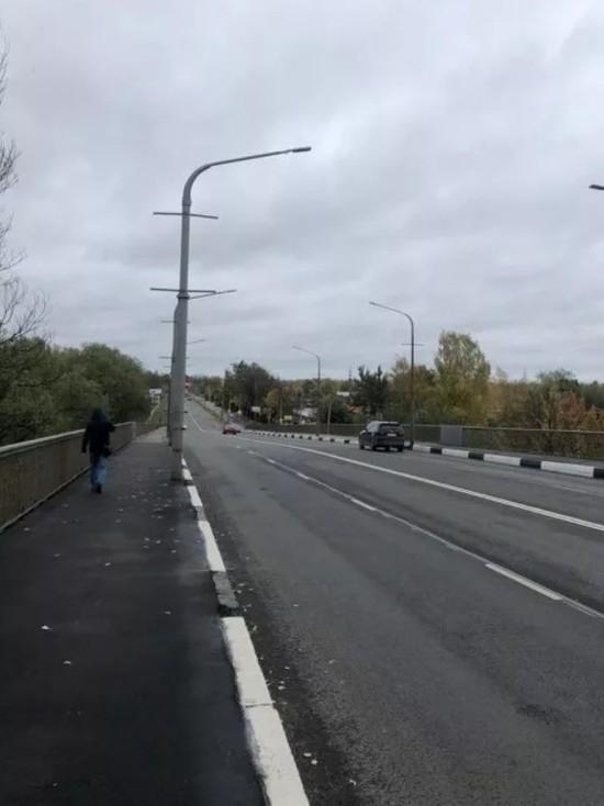 В Пскове завершили ремонт Крестовского путепровода