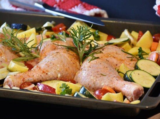 Стало известно, почему кировчанам нужно есть овощи и курятину
