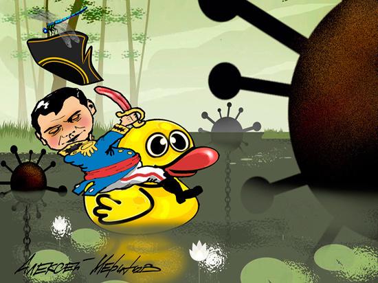 """""""Денег нет, но вы лечитесь"""": новый прожект Медведева"""