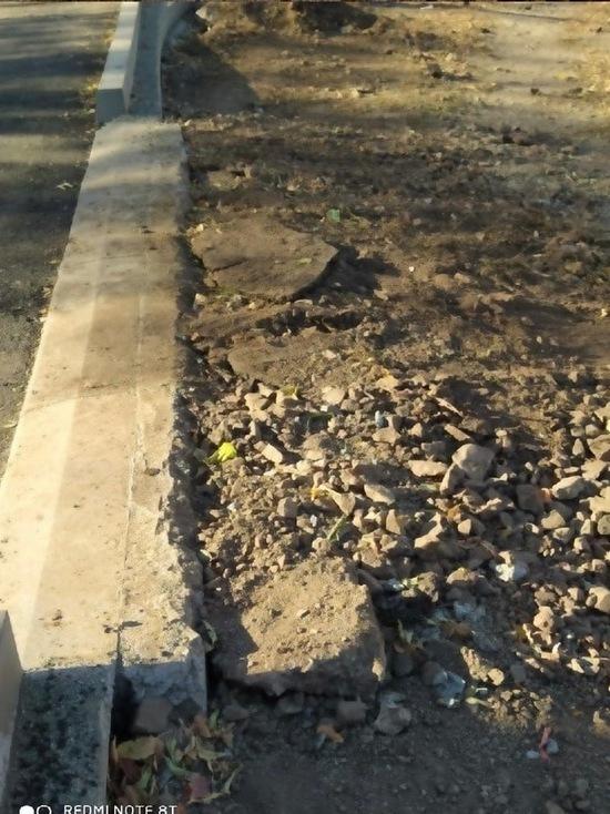 Жители Медногорска высказались по поводу ремонта одной из дорог