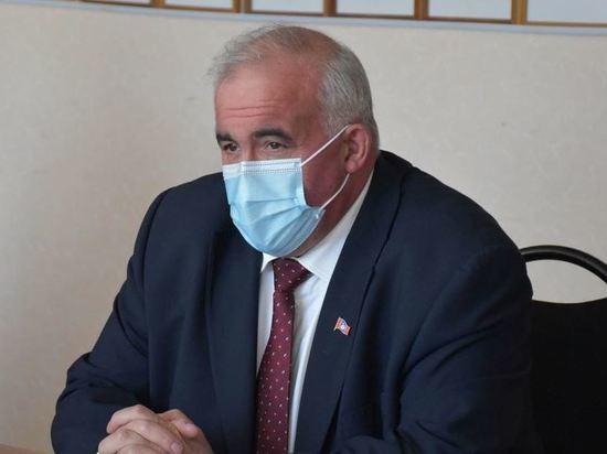 У губернатора Костромской области Сергея Ситникова диагностирован короновирус
