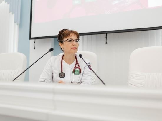Врач рязанской больницы Семашко выступила на международной конференции