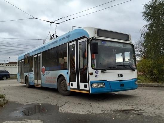 В Калуге ограбили водителя троллейбуса