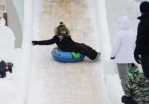 Жители Нового Уренгоя выбрали места для установки снежных горок