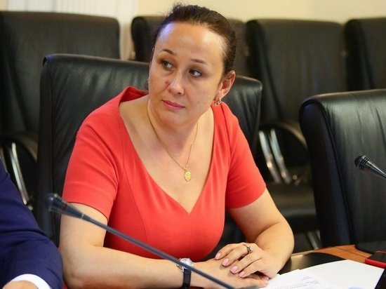 Сенатор Ирина Петина приняла участие в заседании Рязанской облдумы