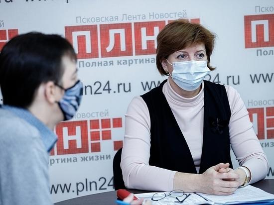 Псковские ИП просят налоговую помочь с выбором замены ЕНВД