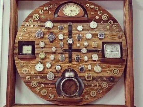 В Плюссе появится музей часов им. Павла Буре
