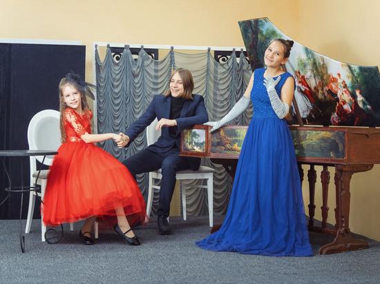 Омский НПЗ создает условия для детского творчества