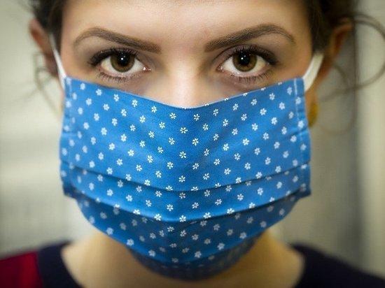 В Курской области из-за коронавируса скончалась женщина